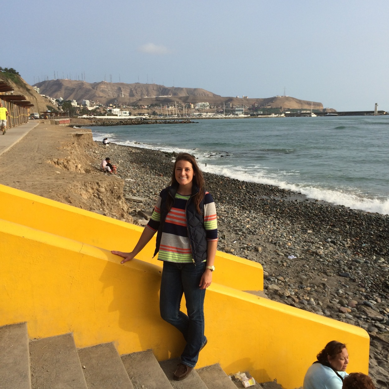 An interview with Callie, and ISA Service-Learning alumna in Lima, Peru