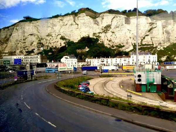 White Clifts, Dover, England, UK, Conwell-Photo 1