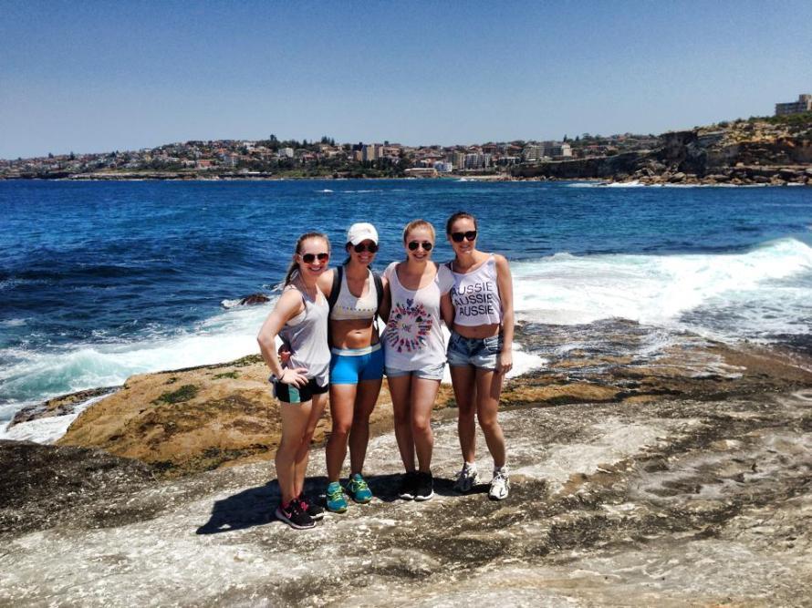 Bondi Beach| ISA Internships