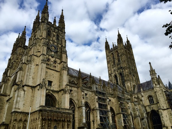 Canterbury Cathedral, Canterbury, England, UK, Conwell-Photo 2
