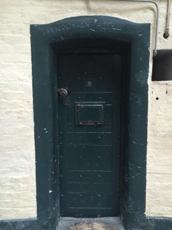 Cell door at Kilmainham