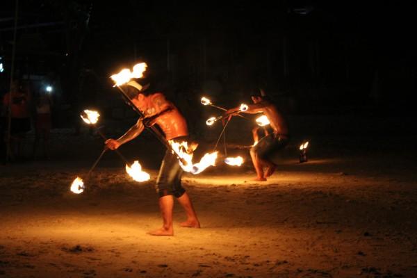 Fire Show, Koh Samet, Thailand - Manning - Photo 3