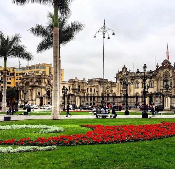 Lima, Peru, Schell, Photo 3