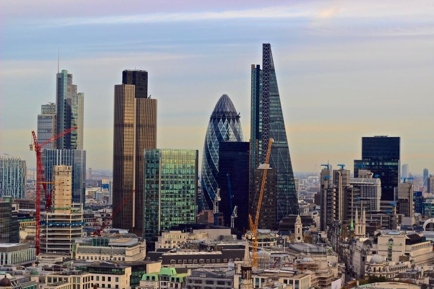 London'sSkylineLondonEnglandMorfePhoto1