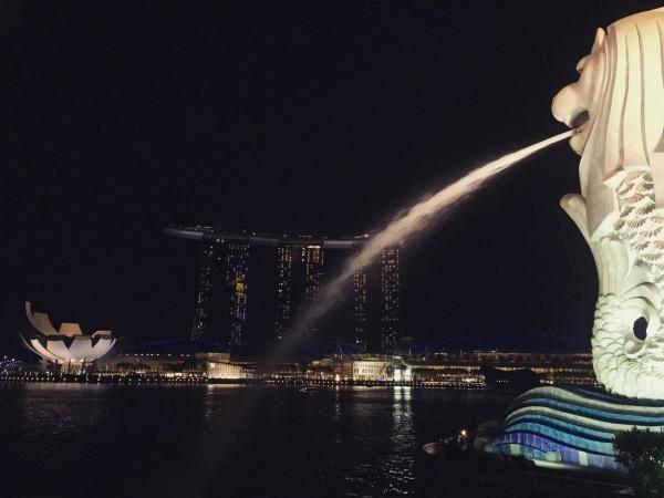 Merlion, Singapore, Kirkpatrick, Photo 6