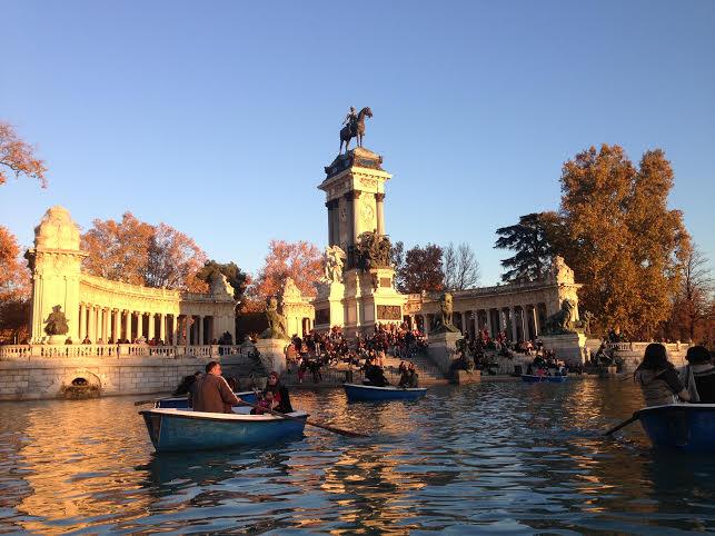 Retiro Park, Madrid, Spain, Wilson Photo 2