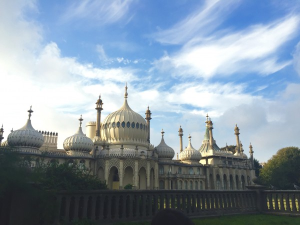 Royal Pavillion, Brighton, England, UK, Conwell-Photo 4
