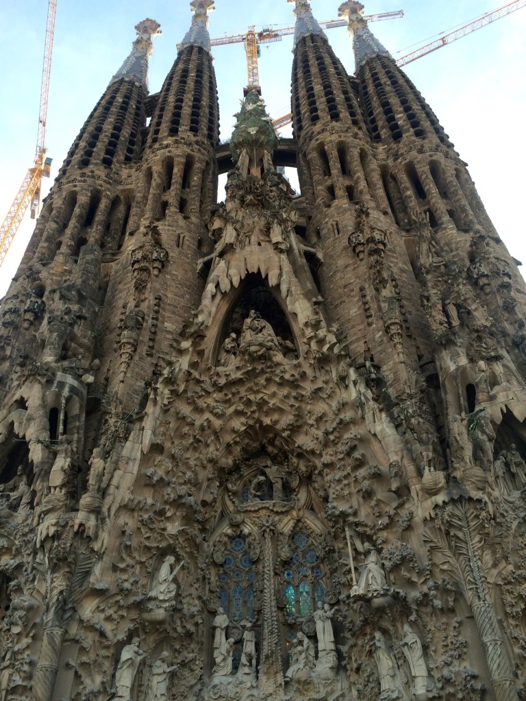 Sagrada Familia Cathedral- Barcelona, Spain- Breece- Photo 5