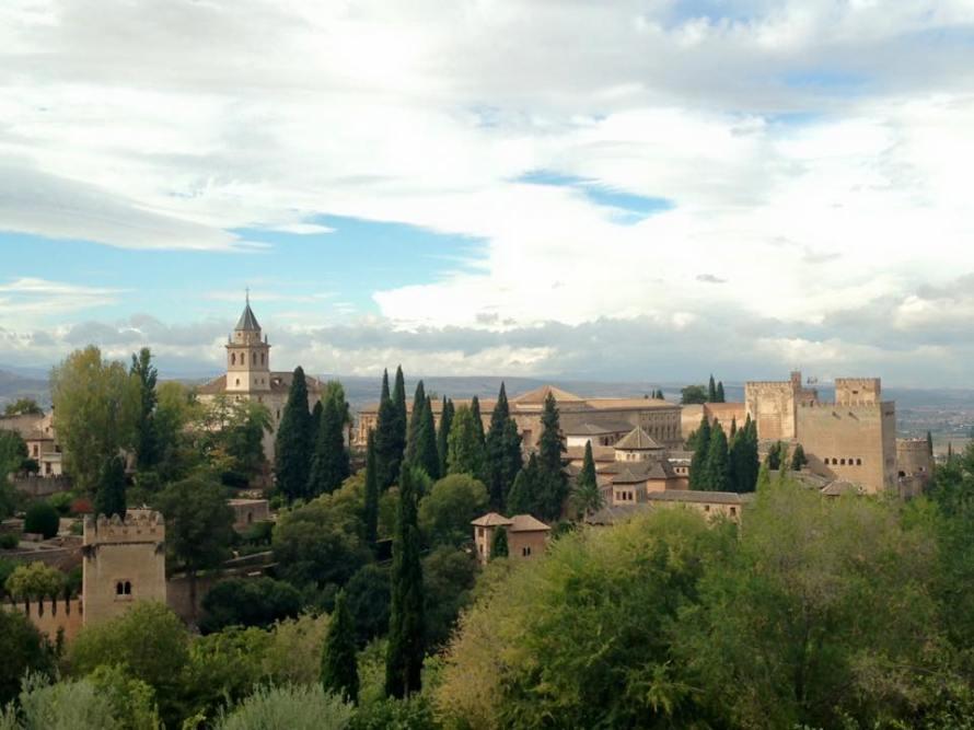 Alhambra, Granada, Spain, Worthington, 4