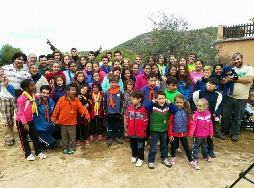 Camp, Monda, Spain, Worthington, 5