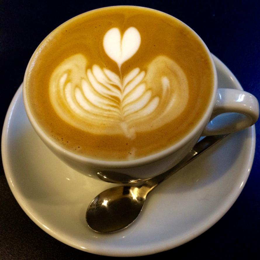 Be sure to grab a café con leche!