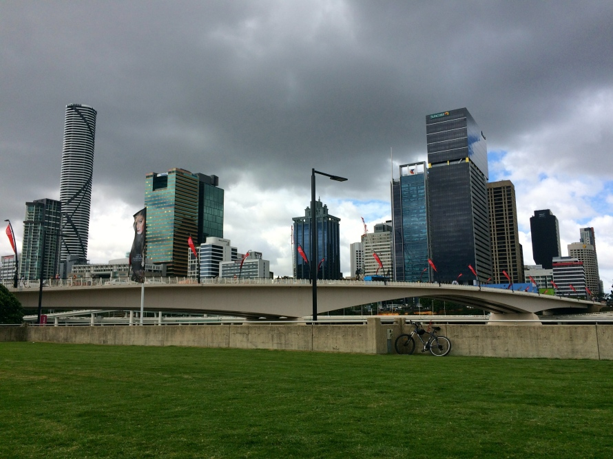 City line, Brisbane, Australia - Barker - Photo 12