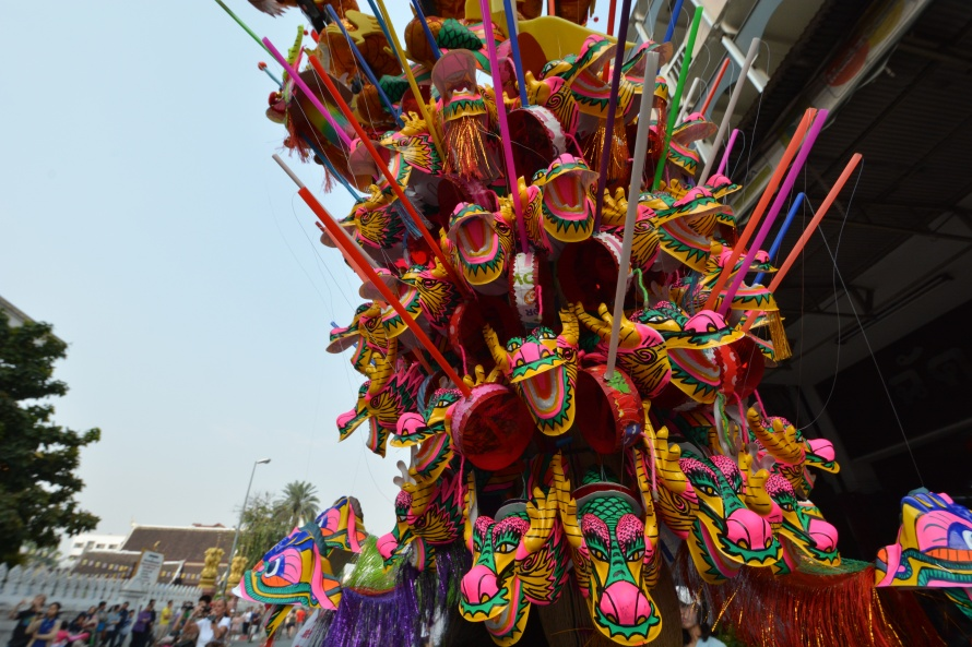 Flower Parade, Chiang Mai, Thailand, Foggiato - Photo 2