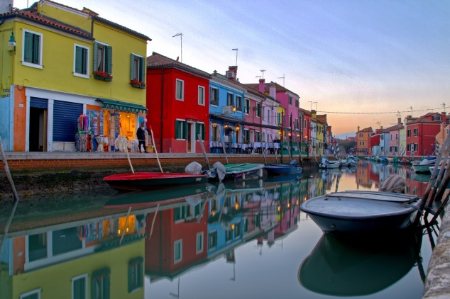 Canals of Colors