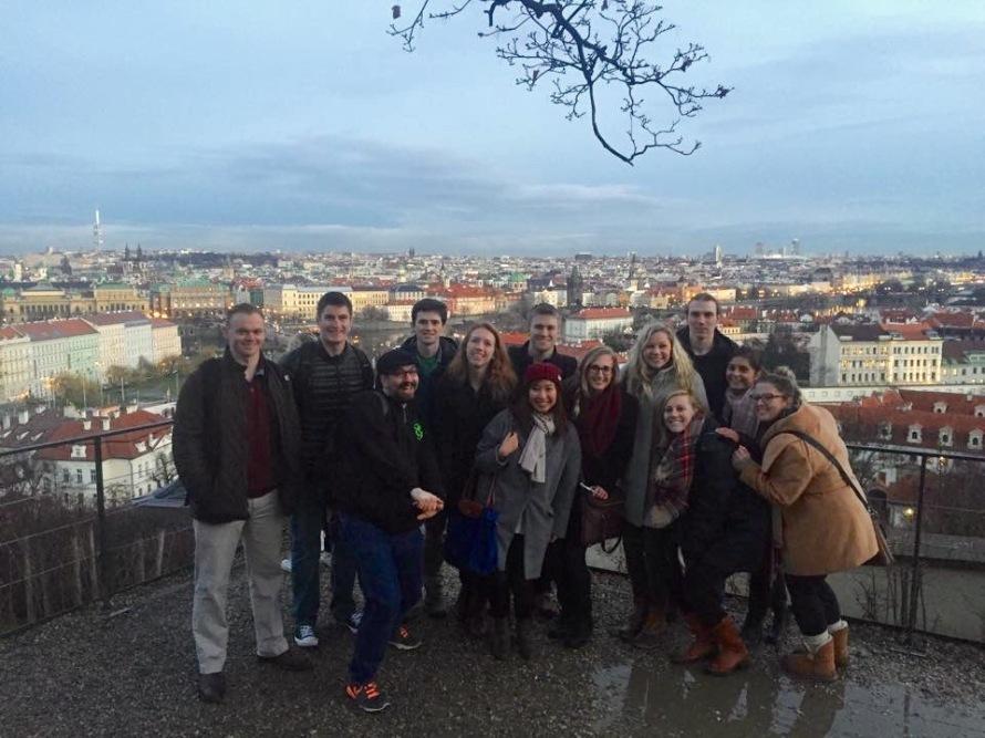 Prague Castle, Prague, Czech Republic, Myers- 1
