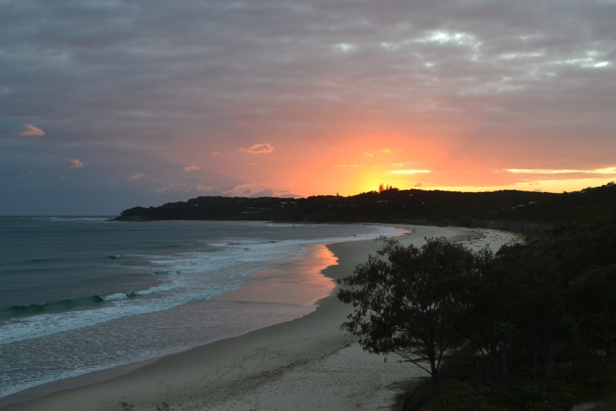 Sunrise, North Stradbroke Island, Australia -Barker - Photo 8
