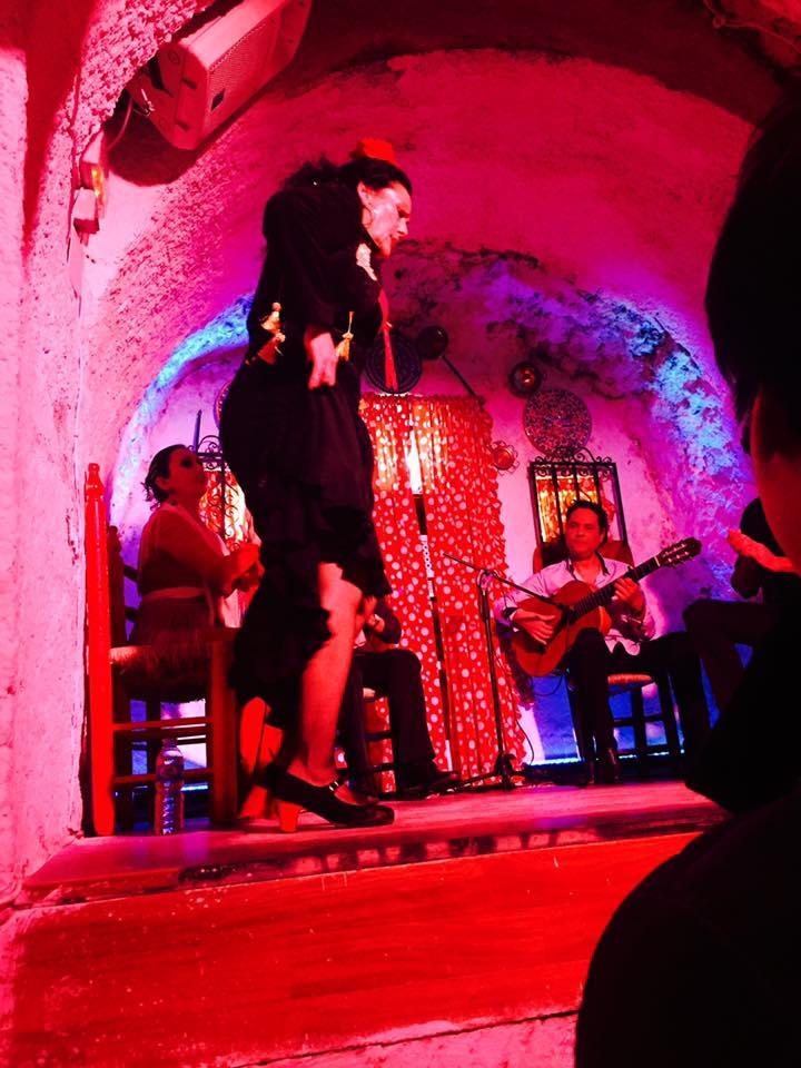 Flamenco show, Granada, Spain G+ç+¦ Rheu G+ç+¦ Photo 16