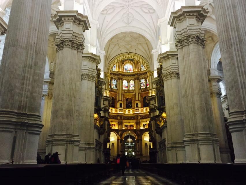 Granada Cathedral, Granada, Spain G+ç+¦ Rheu G+ç+¦ Photo 7