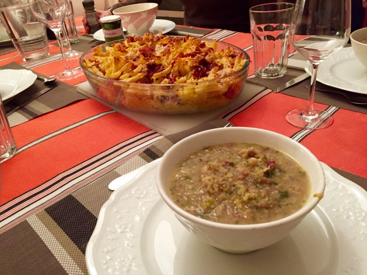 Authentic, home cooked meals in Paris are exceptional. At a home-stay, you become accustomed to the cultural differences in French dining etiquettes while having the opportunity you improve your French talking about your day.
