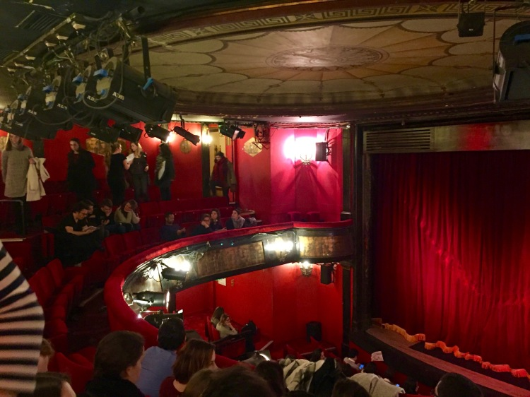 """The theatre """"How to become a Parisian in one hour"""" was one of the funniest, entertaining, and most informative performances I've ever been to. You don't want to miss Olivier Giraud's show!"""