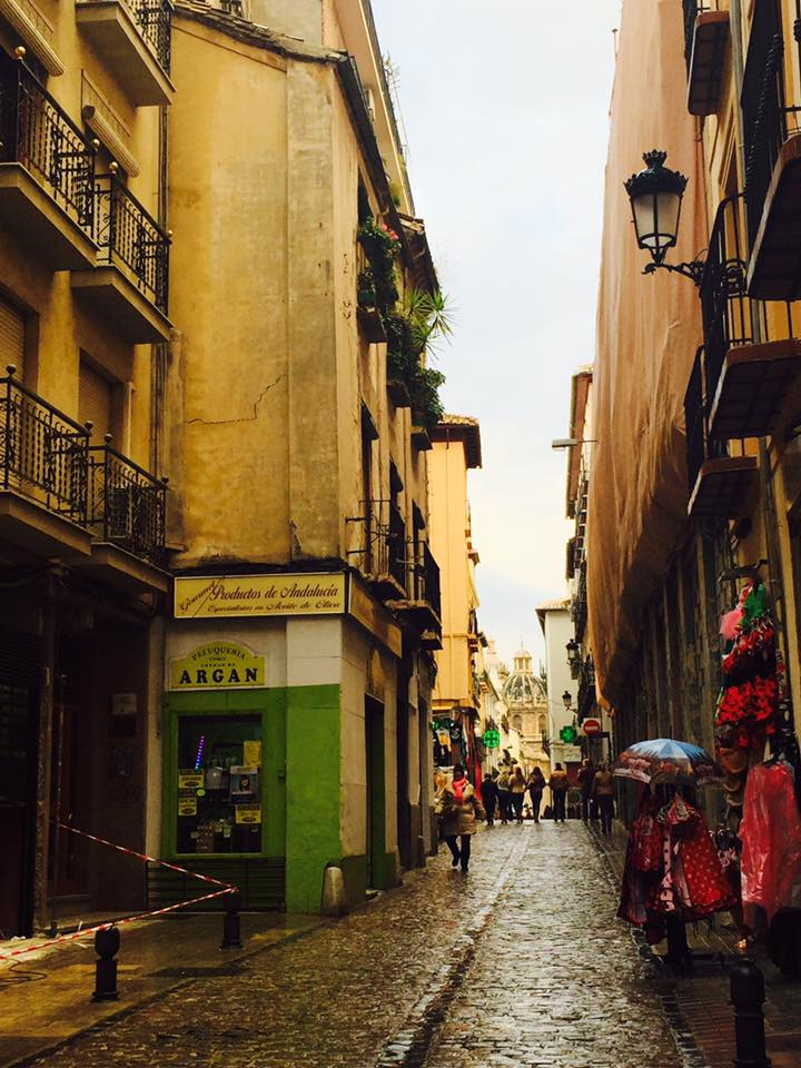 The ultimate guide to granada isa study abroad student blog - Calle mozart granada ...