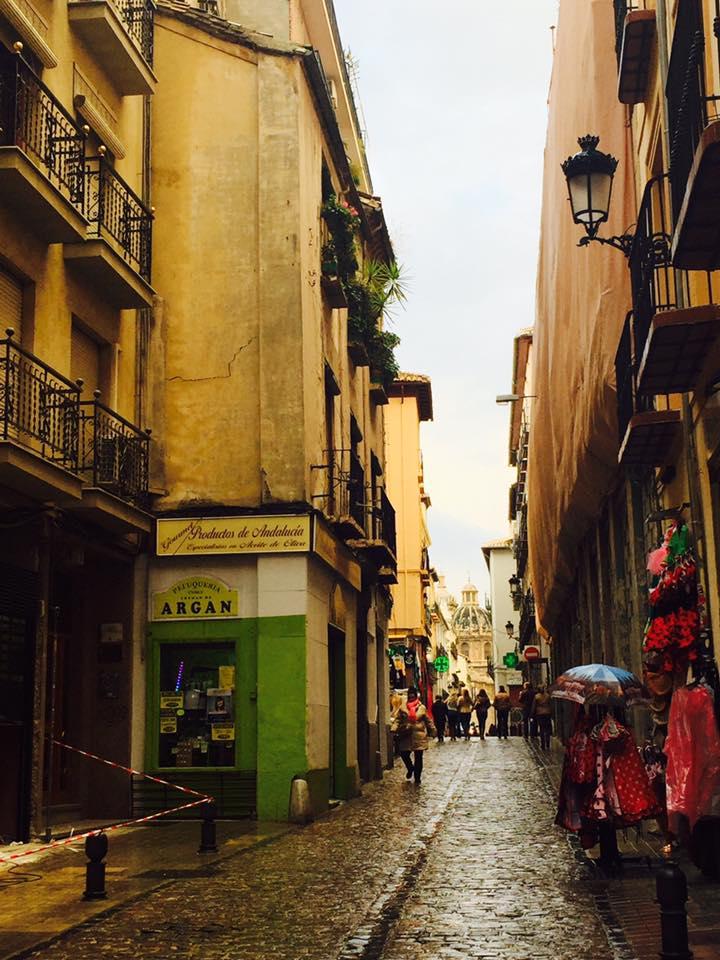 La Calle de Granada 1, Granada, Spain G+ç+¦ Rheu G+ç+¦ Photo 1