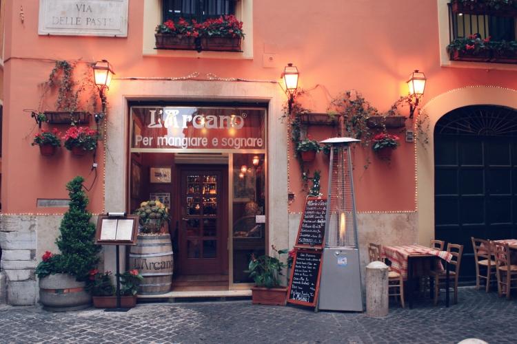 L'Arcano, Rome, Italy, Cranford-Photo 3