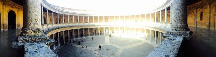 Palace of Charles V (Interior), Granada, Spain G+ç+¦ Rheu G+ç+¦ Photo 15