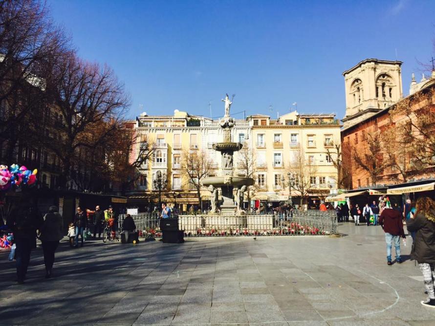 Plaza, Granada, Spain G+ç+¦ Rheu G+ç+¦ Photo 5