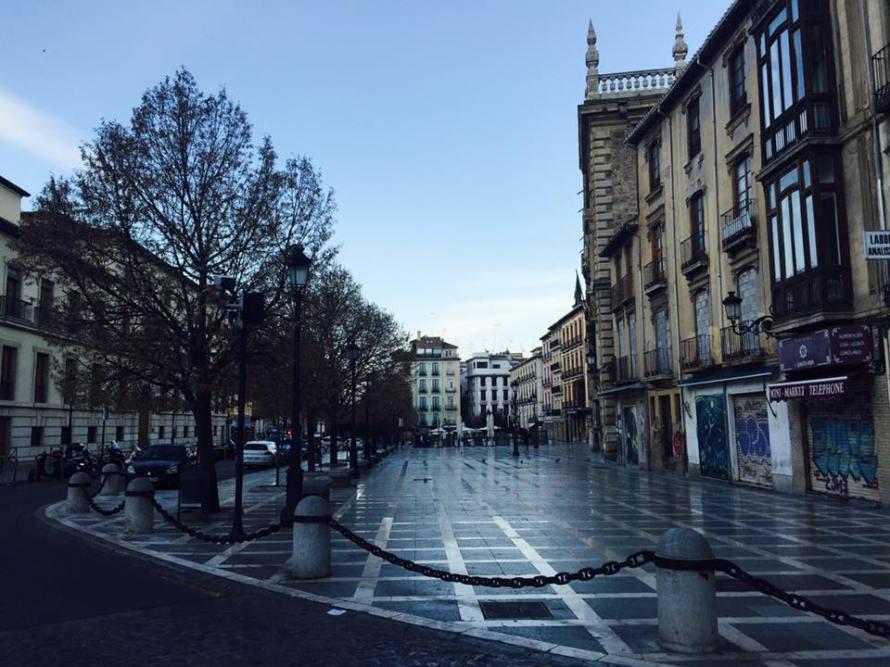 Plaza Nueva, Granada, Spain G+ç+¦ Rheu G+ç+¦ Photo 3
