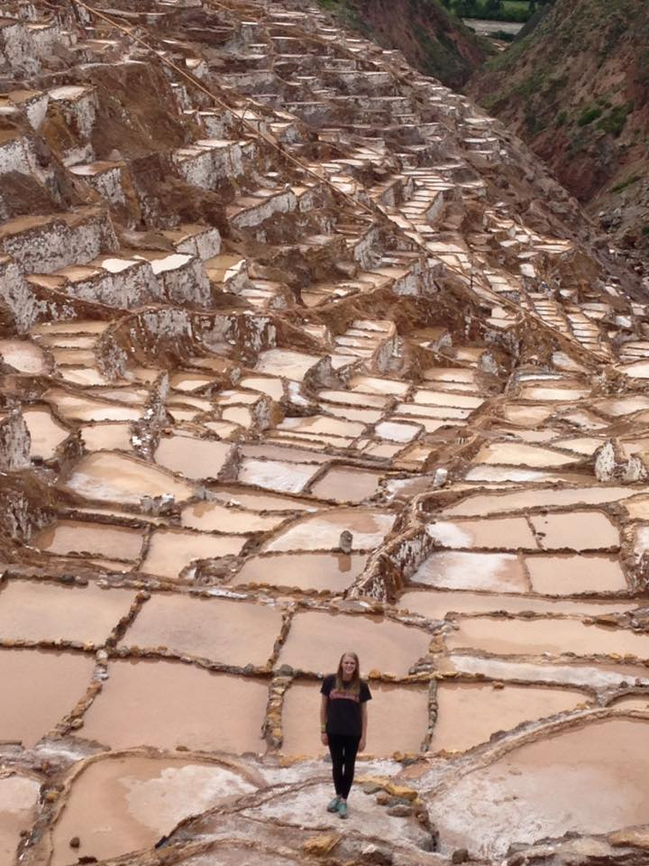 Salt Terraces, Cusco, Peru, Breeling 1