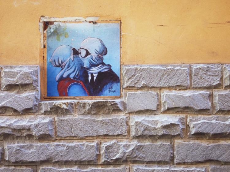 Street Art, Florence, Italy, Cranford- Photo 2