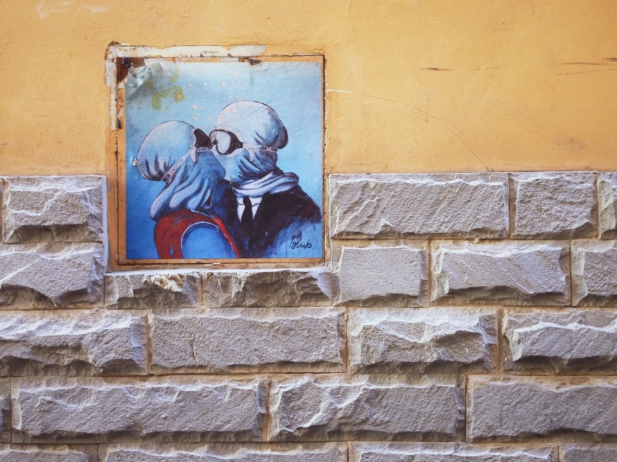 Street Art, Florence, Italy, Cranford- Photo 2