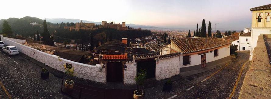 Sunrise from Albaici-ª++n, Granada, Spain G+ç+¦ Rheu G+ç+¦ Photo 17