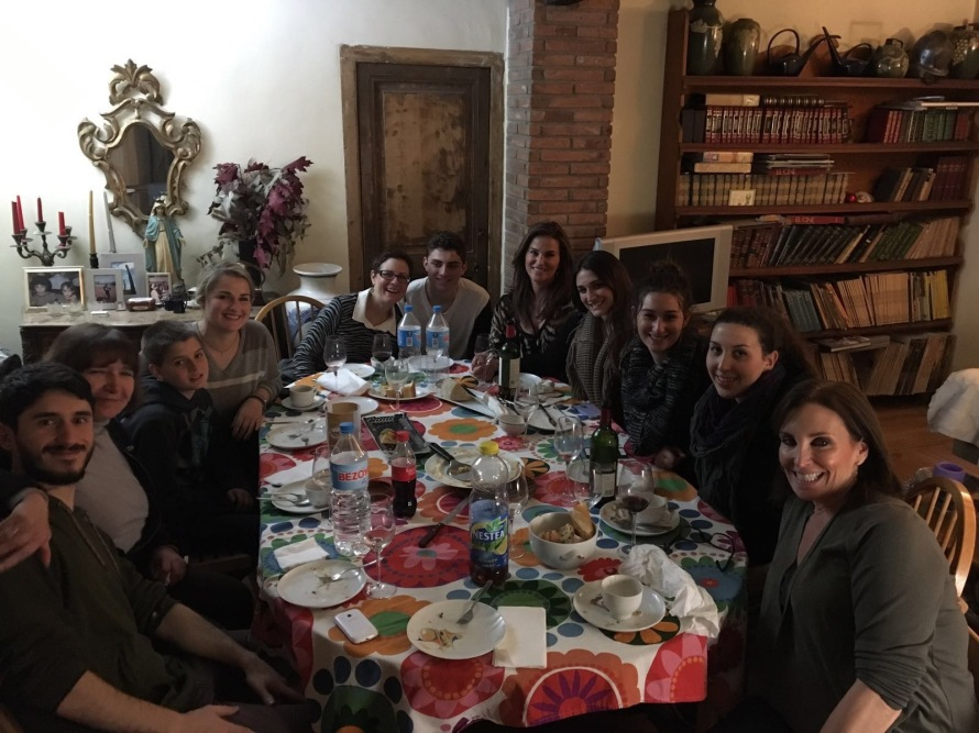 Homestay Family Dinner, Barcelona, Spain - OToole - Photo 2