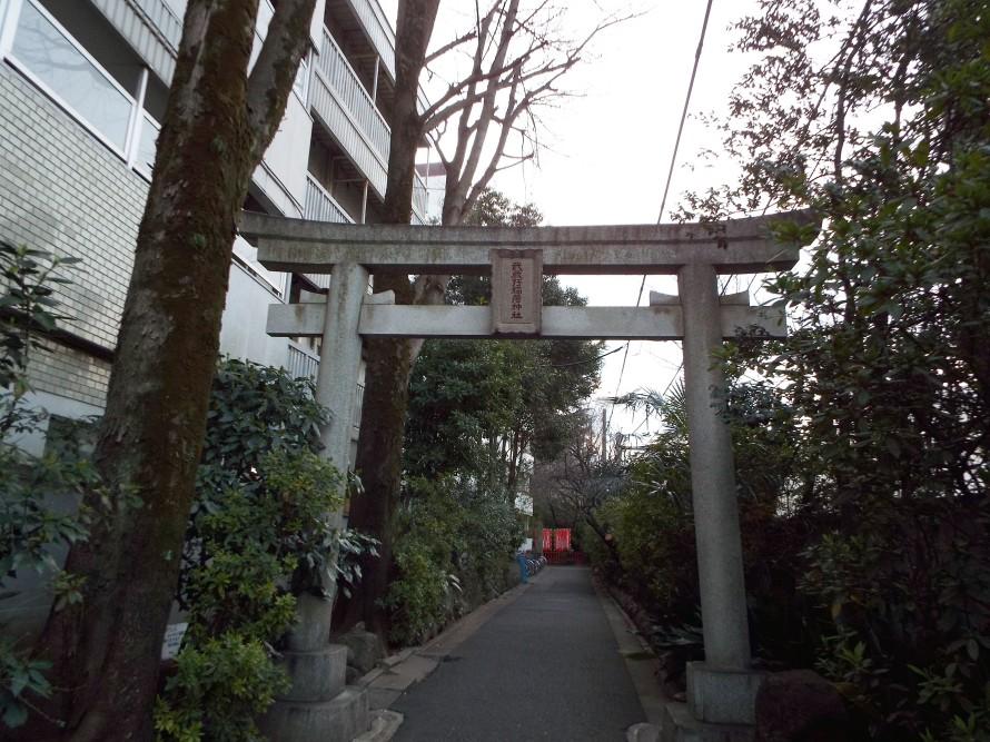Musashi no Inari torii gate, Tokyo, Japan, Ditkoff - Photo 5