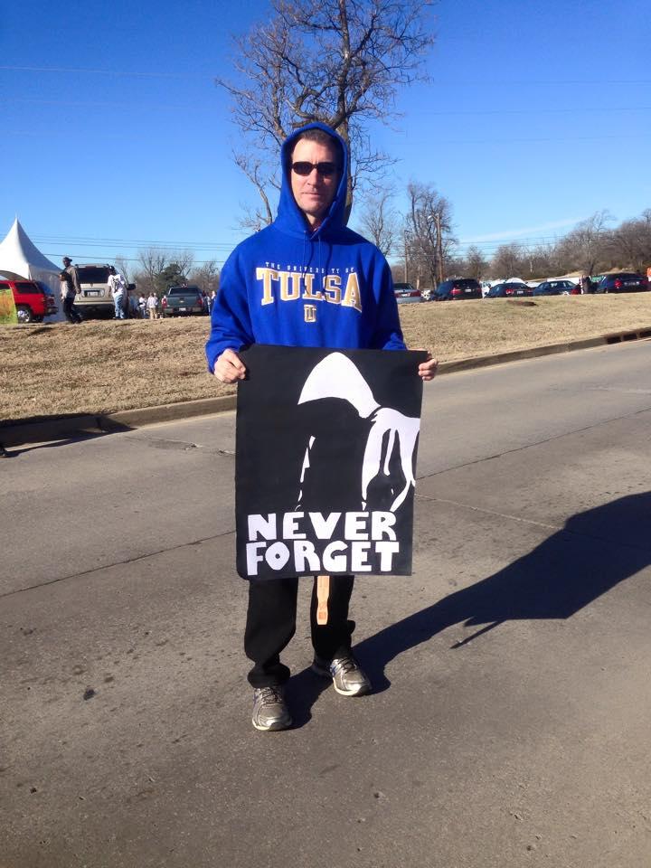 Never Forget, Tulsa, Oklahoma, USA - Sloan - Photo 5
