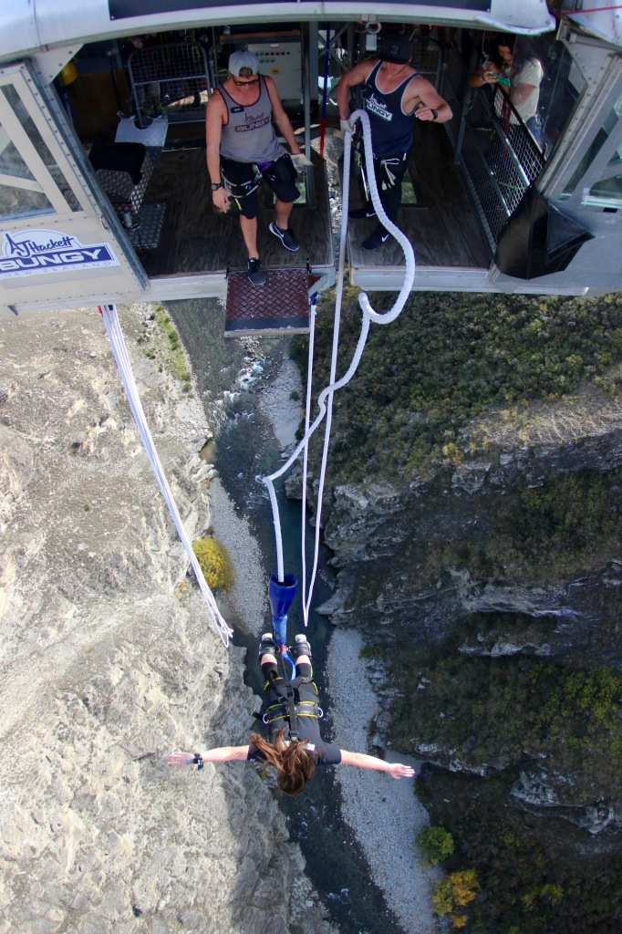 Nevis Bungy, Queenstown, New Zealand - Smith - Photo 3