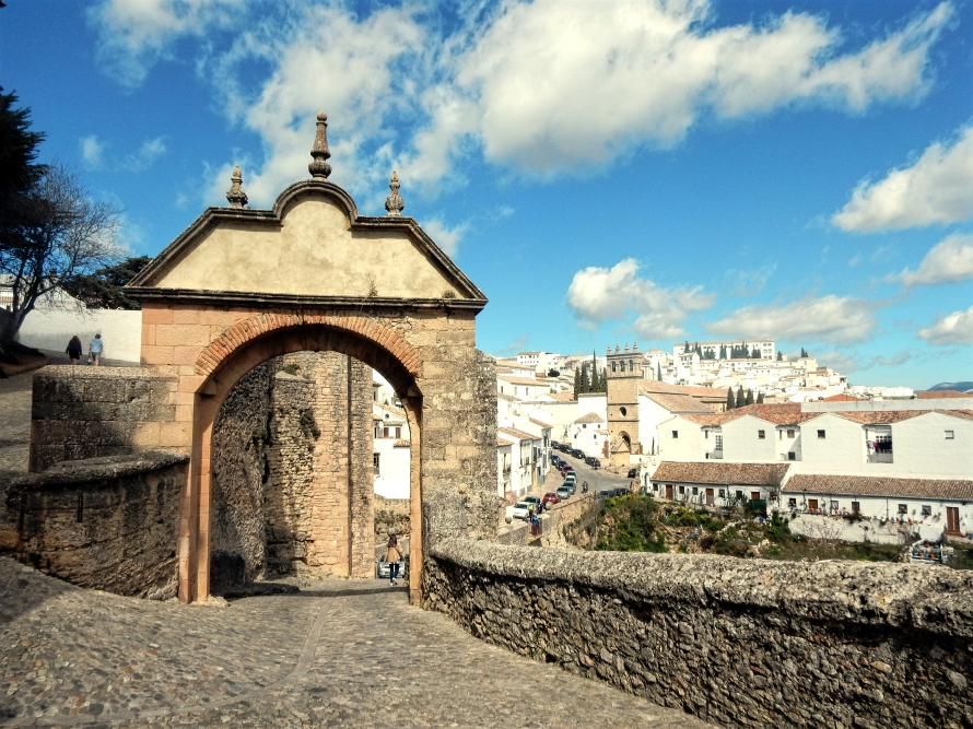 My friends and I planned our trip to Ronda, Spain in advance but not too far in advance.