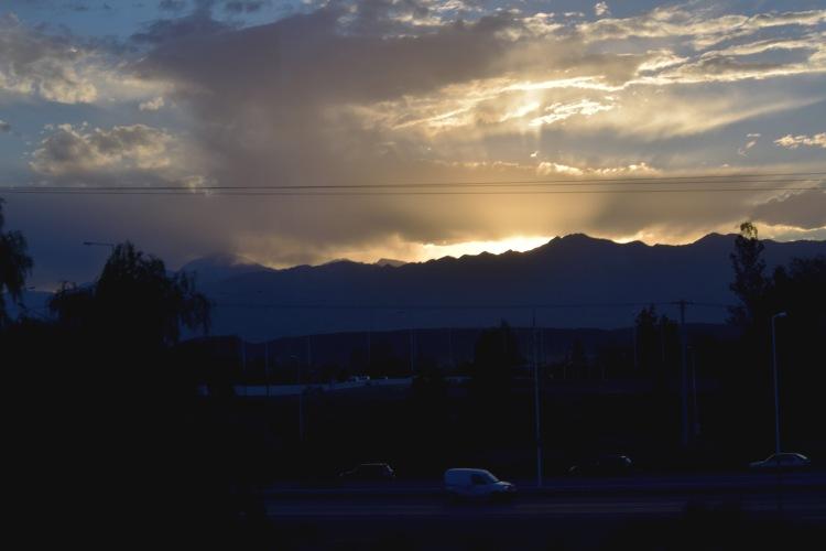 Sun Setting over the Ander, Mendoza, Argentina- Pakalniskis- Photo 3