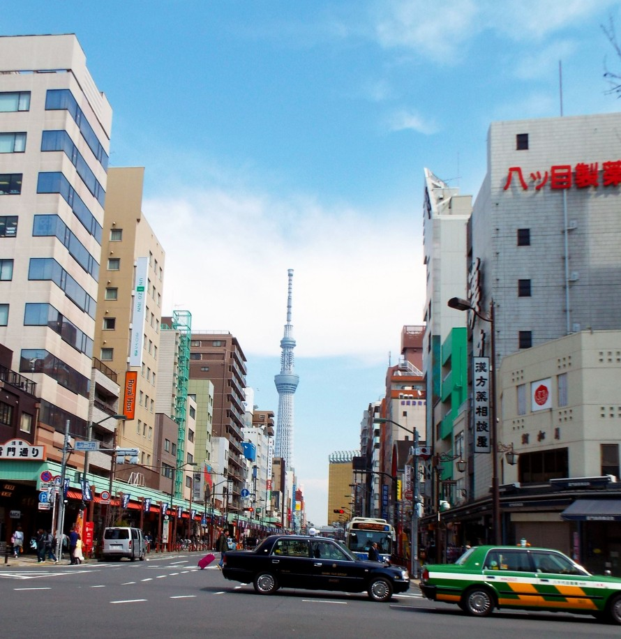 Tokyo Skytree, (Asakusa) Tokyo, Japan, Ditkoff - Photo 1