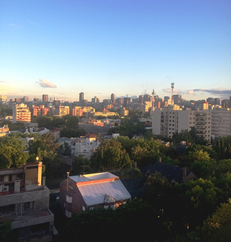 View from my aparment, Buenos Aires, Argentina-Pakalniskis-Photo 1
