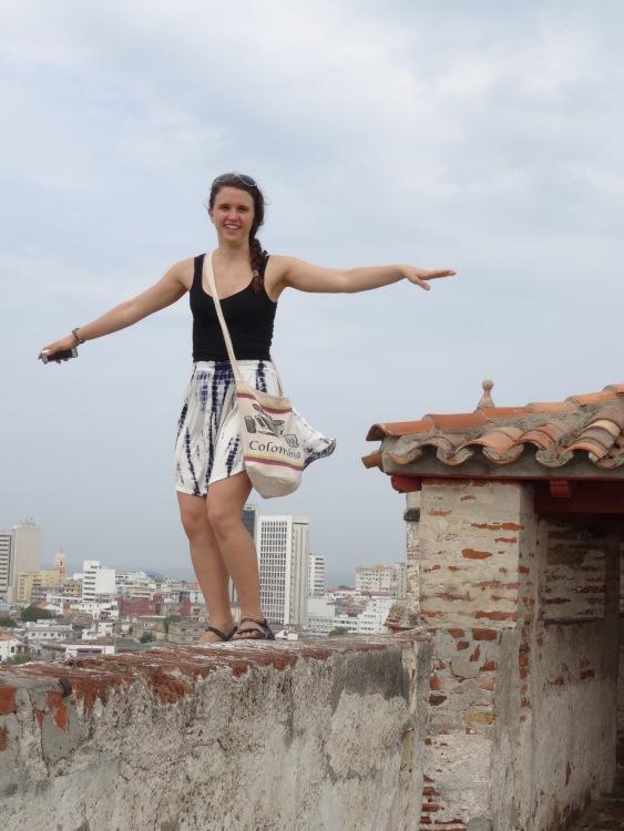 Climb Castillo de San Felipe