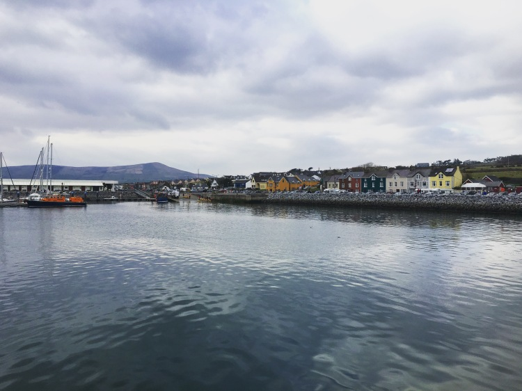 Views of Dingle from the harbor