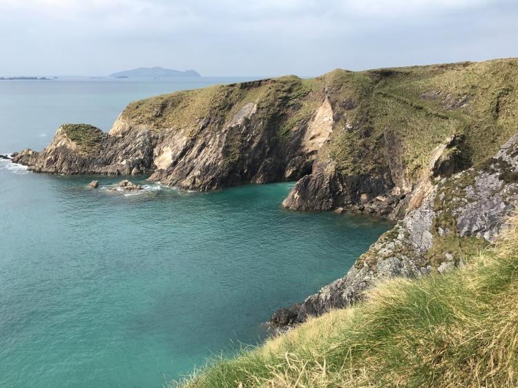 A breathtaking view along the Dingle Peninsula