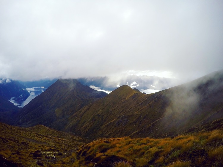 One of the million jaw dropping views along the Kepler Track.