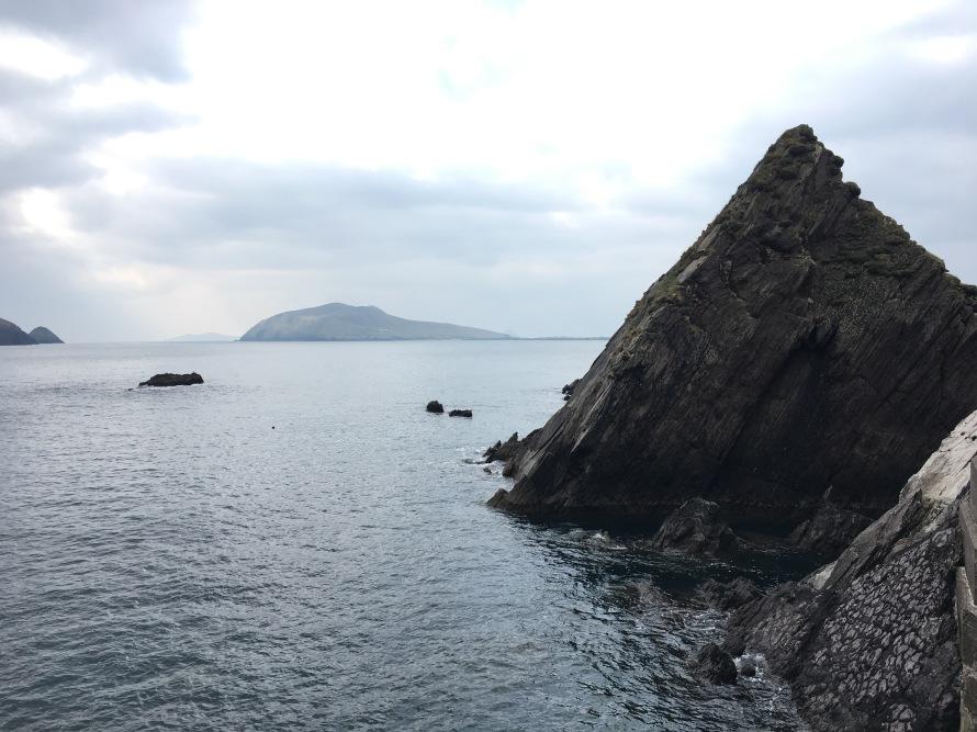 The rocky shores of Slea Head