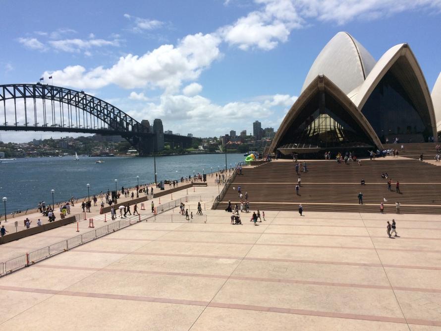 The Sydney Harbour