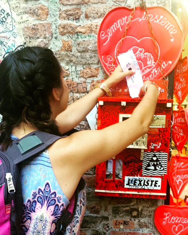 Juliet Letter Verona, Italy, Pearlman-Photo 3