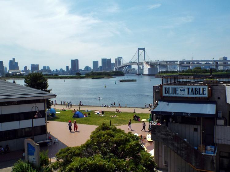 Odaiba Park, Odaiba Tokyo, Japan, Ditkoff - Photo 2